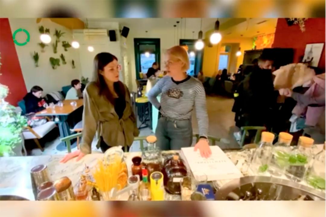 Как собиратор проэкологизировал бар на Патриках